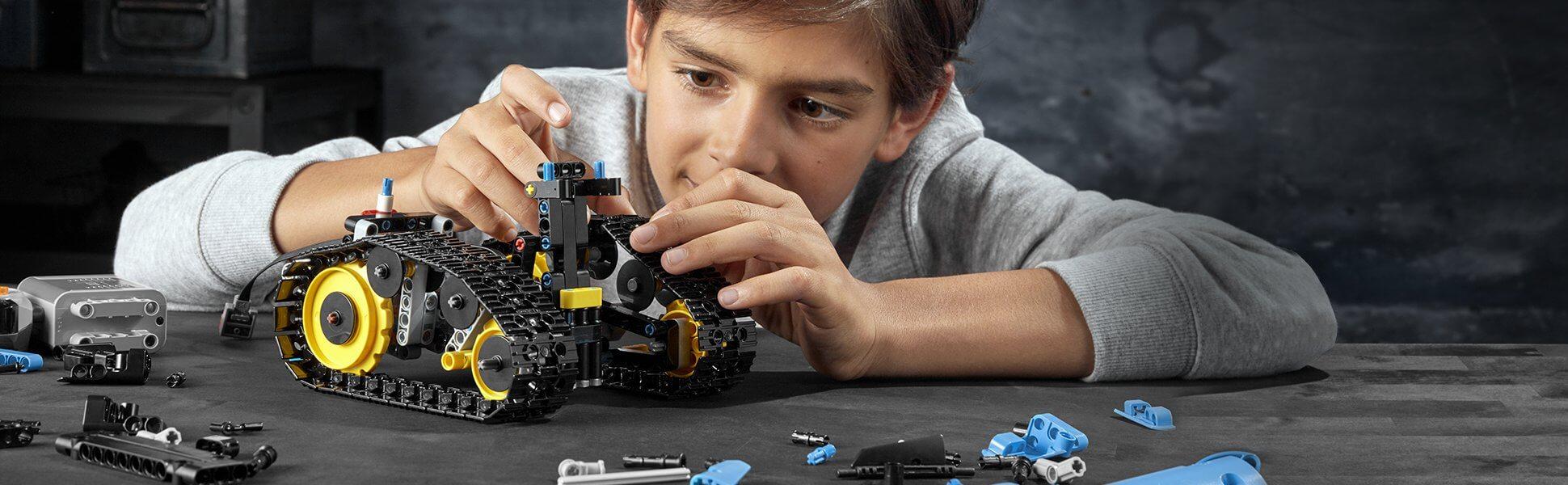 Seznámí děti s technickými principy