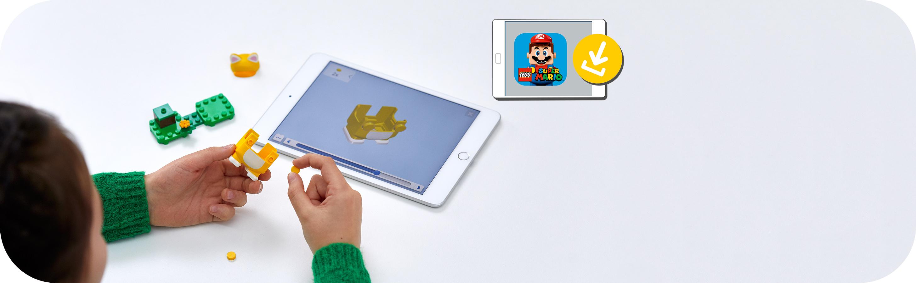 Aplikace LEGO® Super Mario™